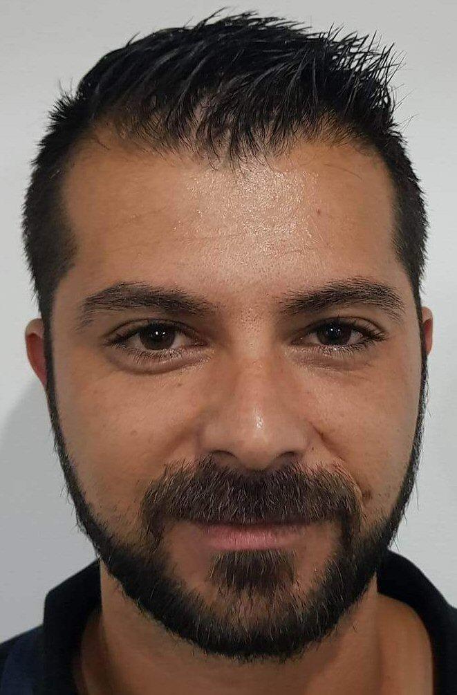 SÉRGIO DANIEL CASCÃO SERRÃO